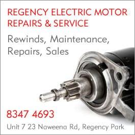Regency Electric Motor Repairs Service Electric Motor