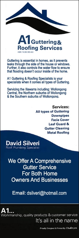 A1 Guttering Roofing Services Guttering Spouting