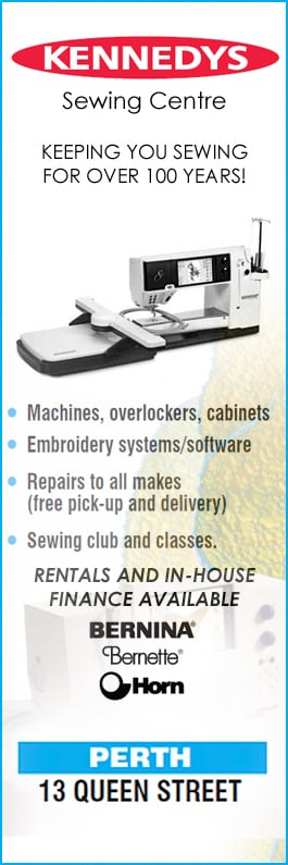 Kennedys Sewing Centre Sewing Machines 1 9