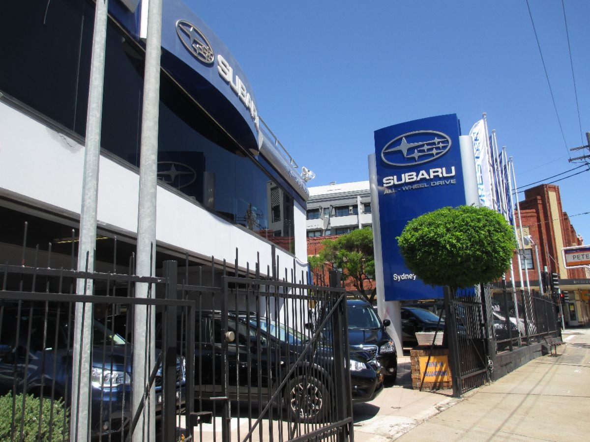 Used Car Dealers Sydney Parramatta Road