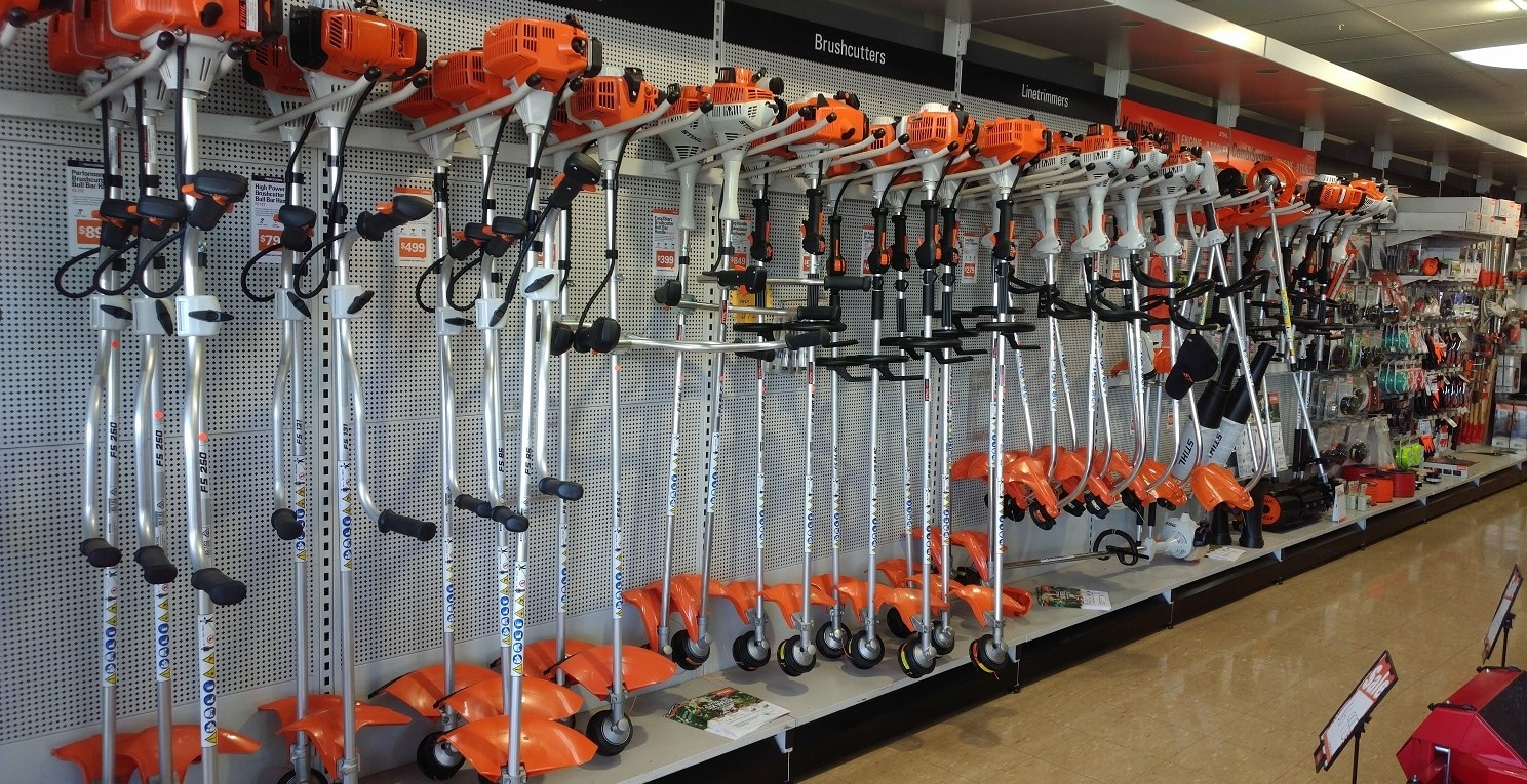 Dubbo Mowers & Chainsaws - Chainsaws & Brush Cutters - 28