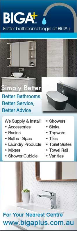 BIGA Plus Port Macquarie - Bathroom Accessories & Equipment - 1 25