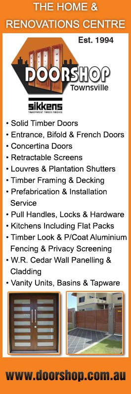Door Shop Townsville - Promotion  sc 1 st  Yellow Pages & Door Shop Townsville - Doors \u0026 Door Fittings - 12 Somer St - Hyde Park