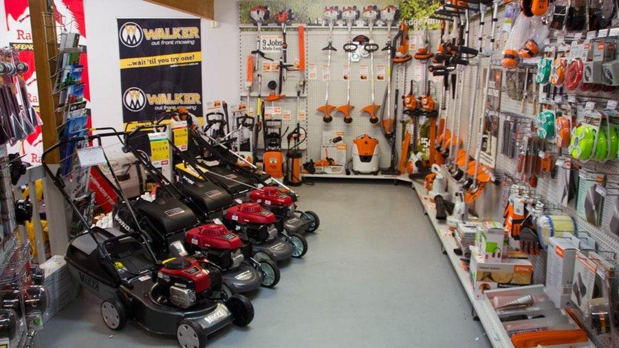 Aldgate Lawn Mower Centre Lawn Mower Shops Amp Repairs