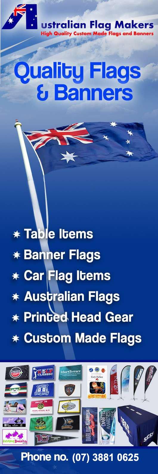 australian flag makers flags banners u0026 pennants brendale