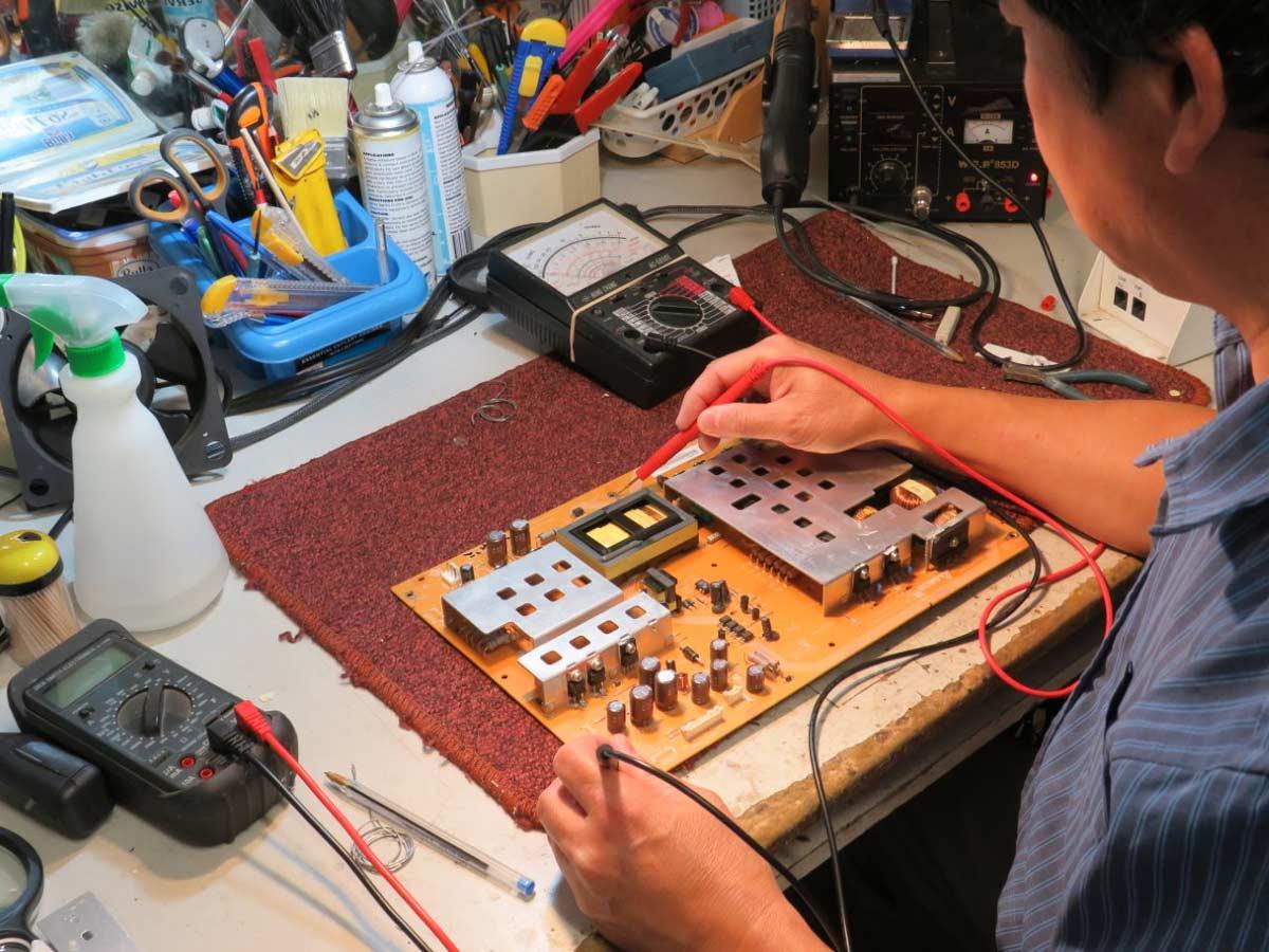 Swell W L Tv Video Service Centre Tv Repairs Installation 7 Wiring Digital Resources Hutpapmognl
