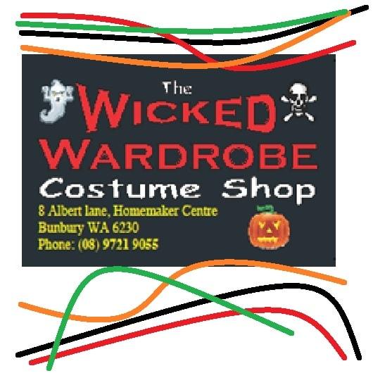Wicked wardrobe bunbury