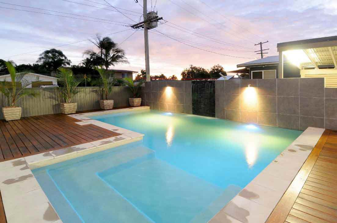 Pools by design swimming pool designs construction for Pool design qld