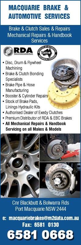 Macquarie Brake & Automotive Services - Brake & Clutch