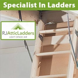 rj attic ladders promotion