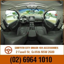 Griffith City Smash & 4x4 Accessories - 4WD & 4X4