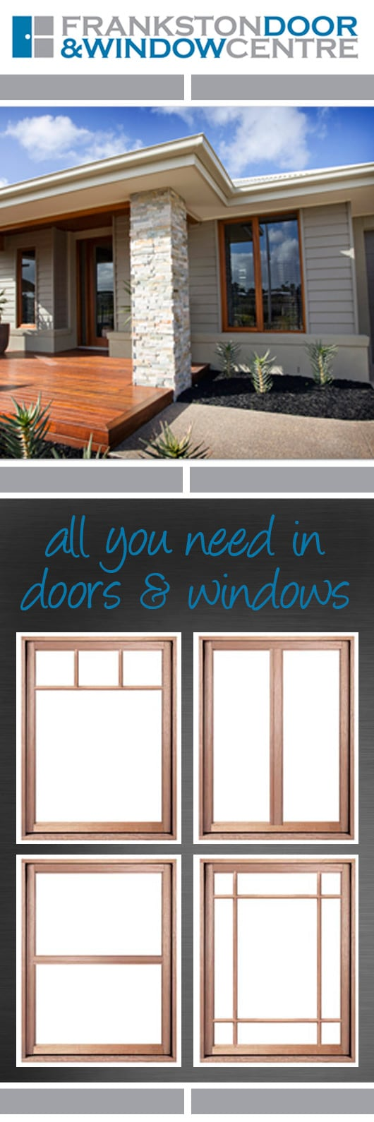 Frankston Door & Window Centre - Promotion