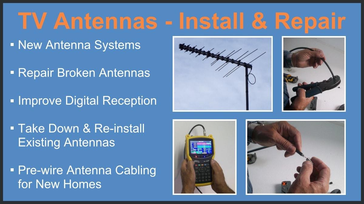 Eye See Antennas - TV Antenna Services - Coburg