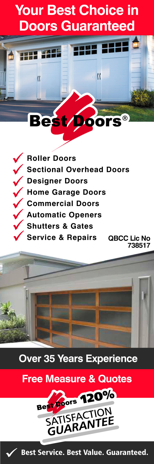 garage doors australia  sc 1 st  Yellow Pages & Best Doors Toowoomba - Garage Doors u0026 Fittings - GOONDIWINDI