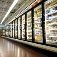 Supermarket lighting, warehouse lighting, shop lights