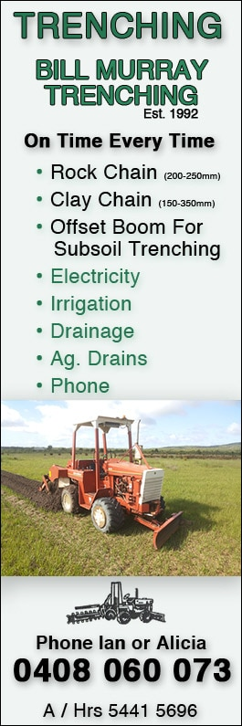 Bill Murray Trenching - Excavation & Earthmoving Contractors