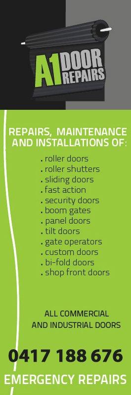 A1 Door Repairs   Promotion
