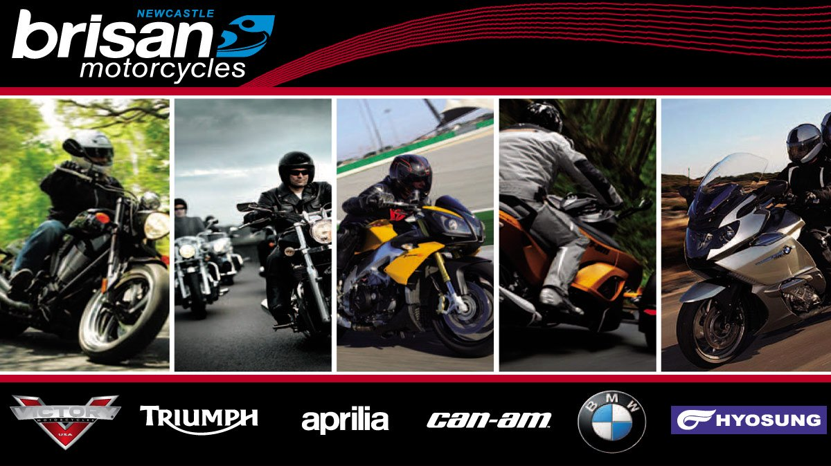 Brisan Motorcycles - Motorcycle Parts & Accessories Retailers - 250