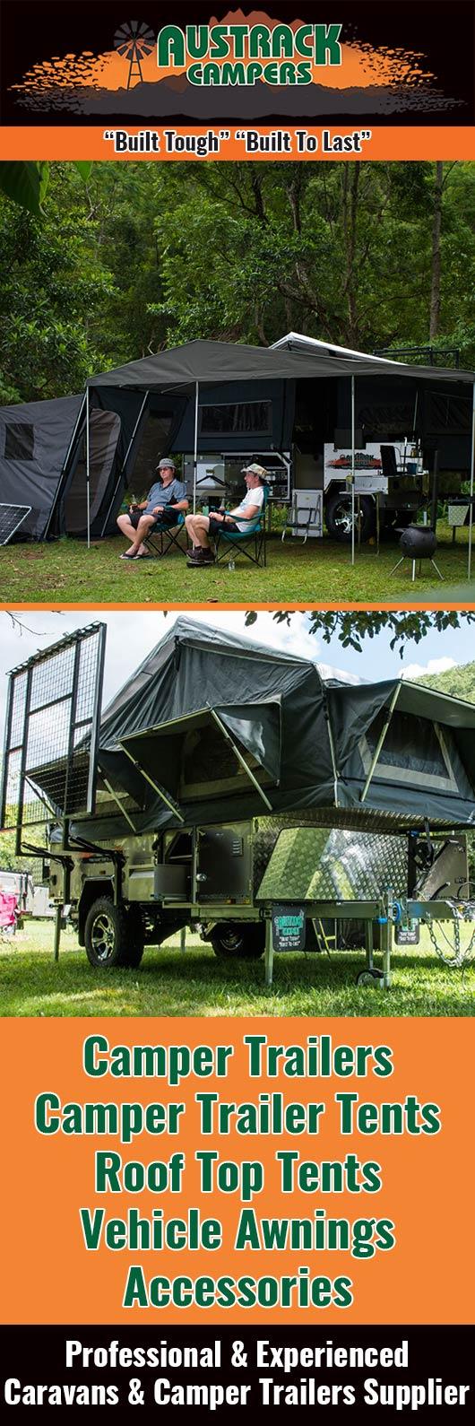 Austrack Campers Camper Trailers Caravans Wangaratta