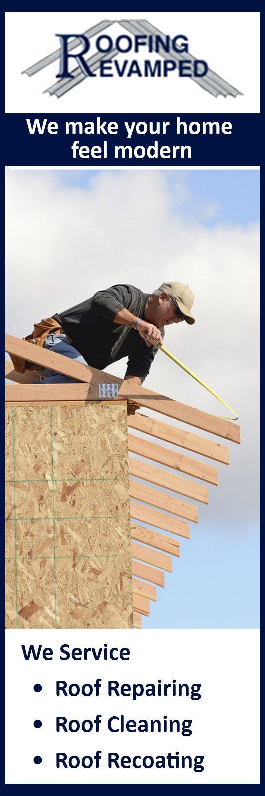 Roofing Revamped Roof Restoration Amp Repairs Maroochydore