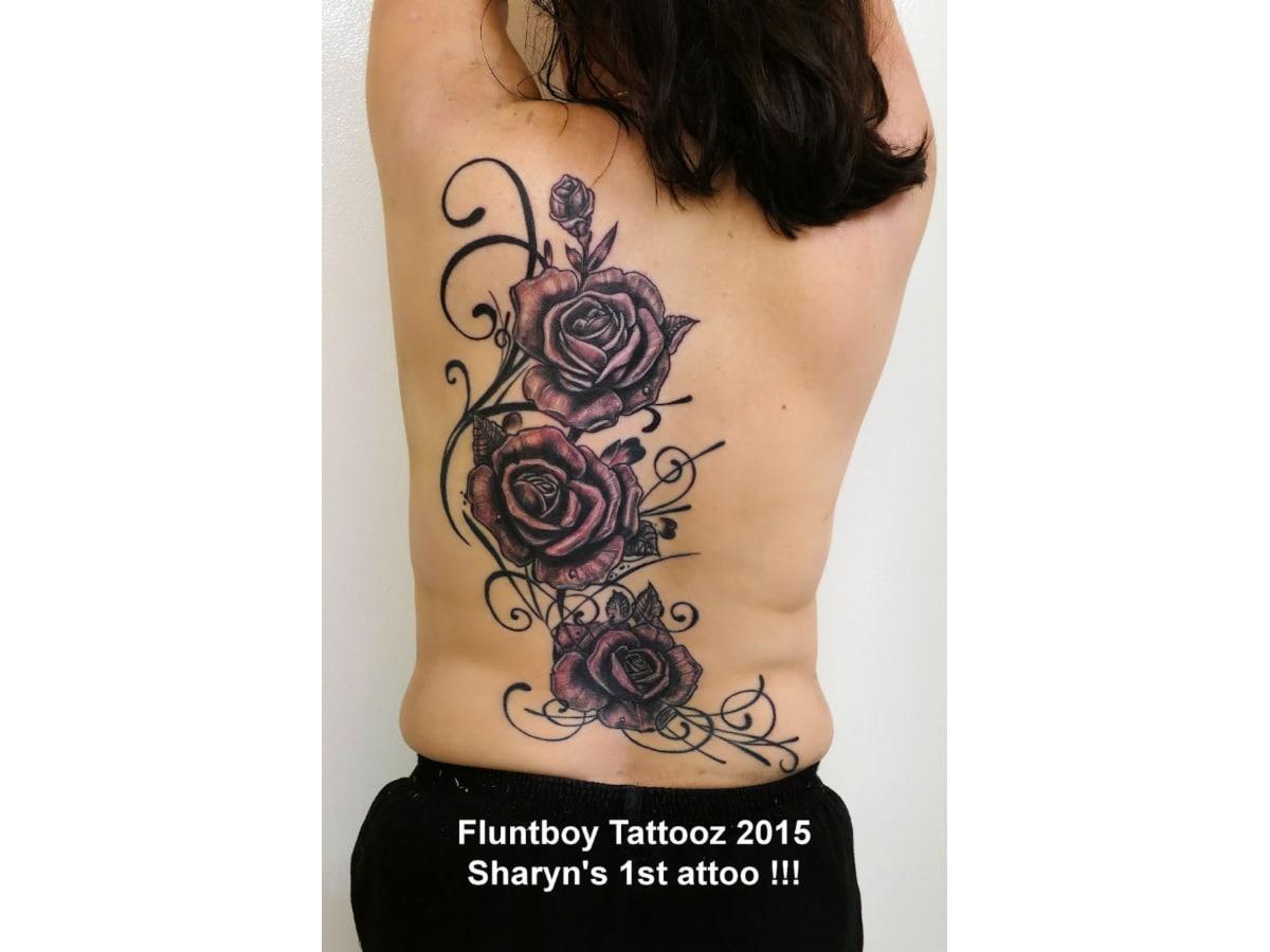 Fluntboy tattooz tattooist tattoo shop 70 tamar for Tattoo shops 24 hours