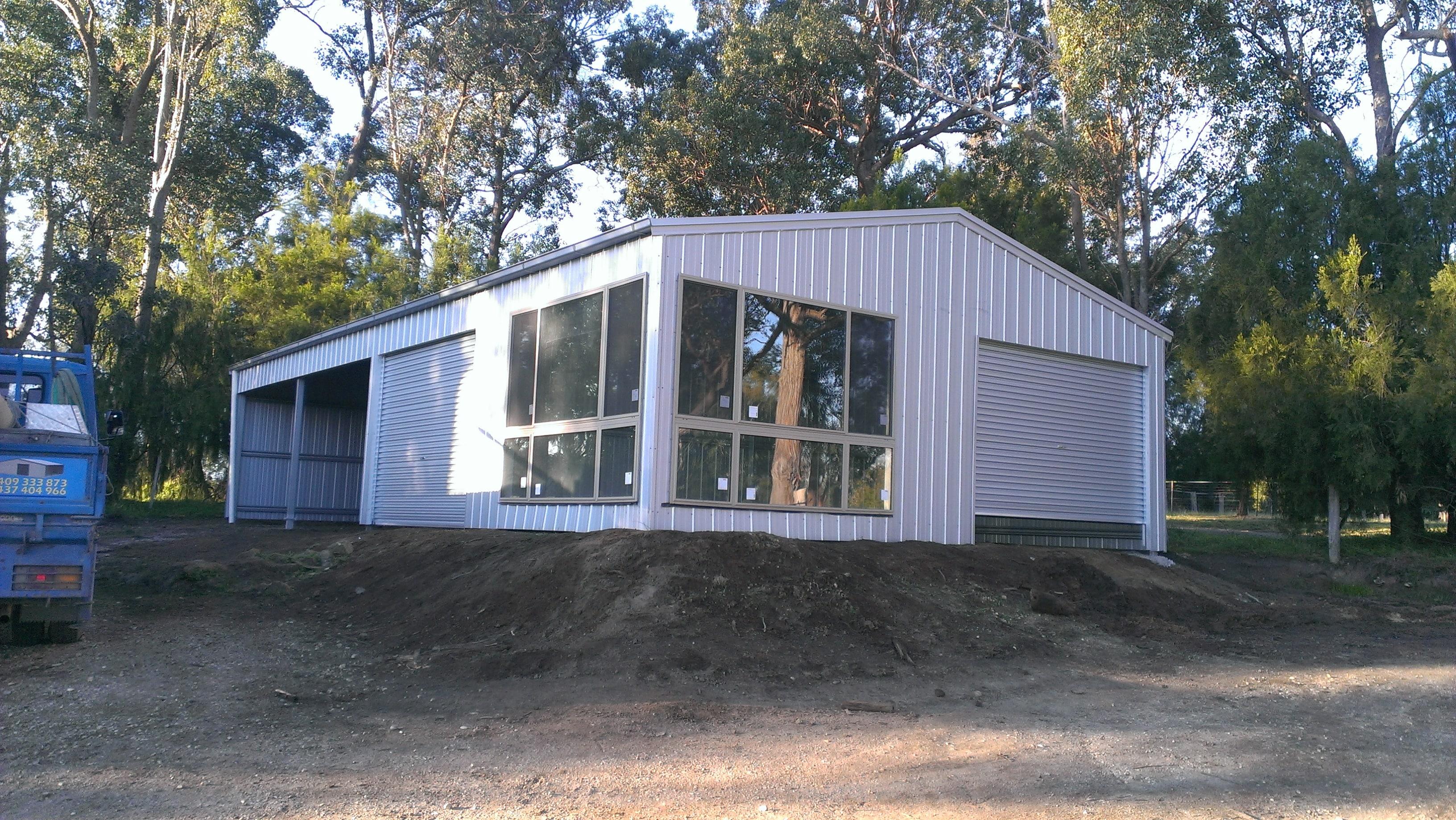 Gippy farm sheds garages rural industrial sheds sale for 6 car garage for sale