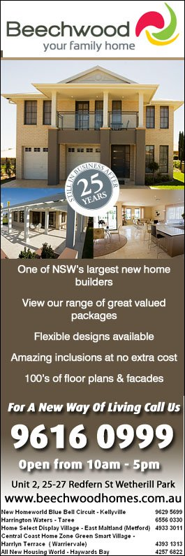 Beechwood Homes   Promotion