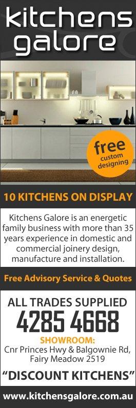 Kitchens Galore Pty Ltd   Promotion