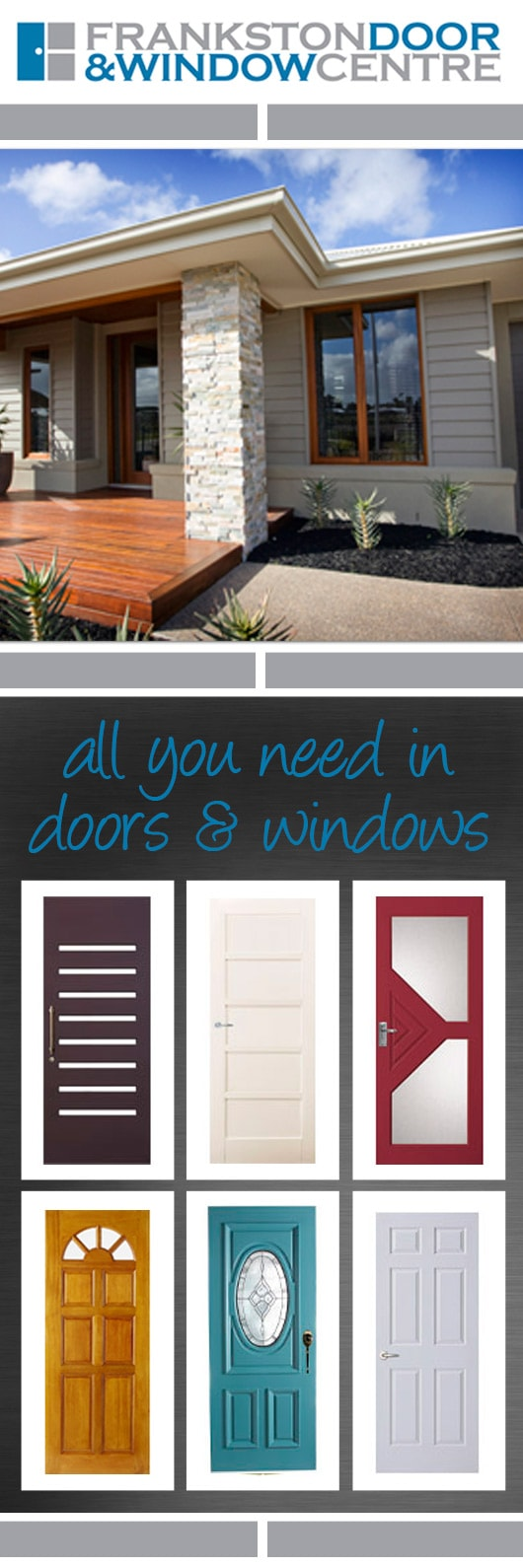 Frankston Door \u0026 Window Centre - Promotion & Frankston Door \u0026 Window Centre - Doors \u0026 Door Fittings - FRANKSTON