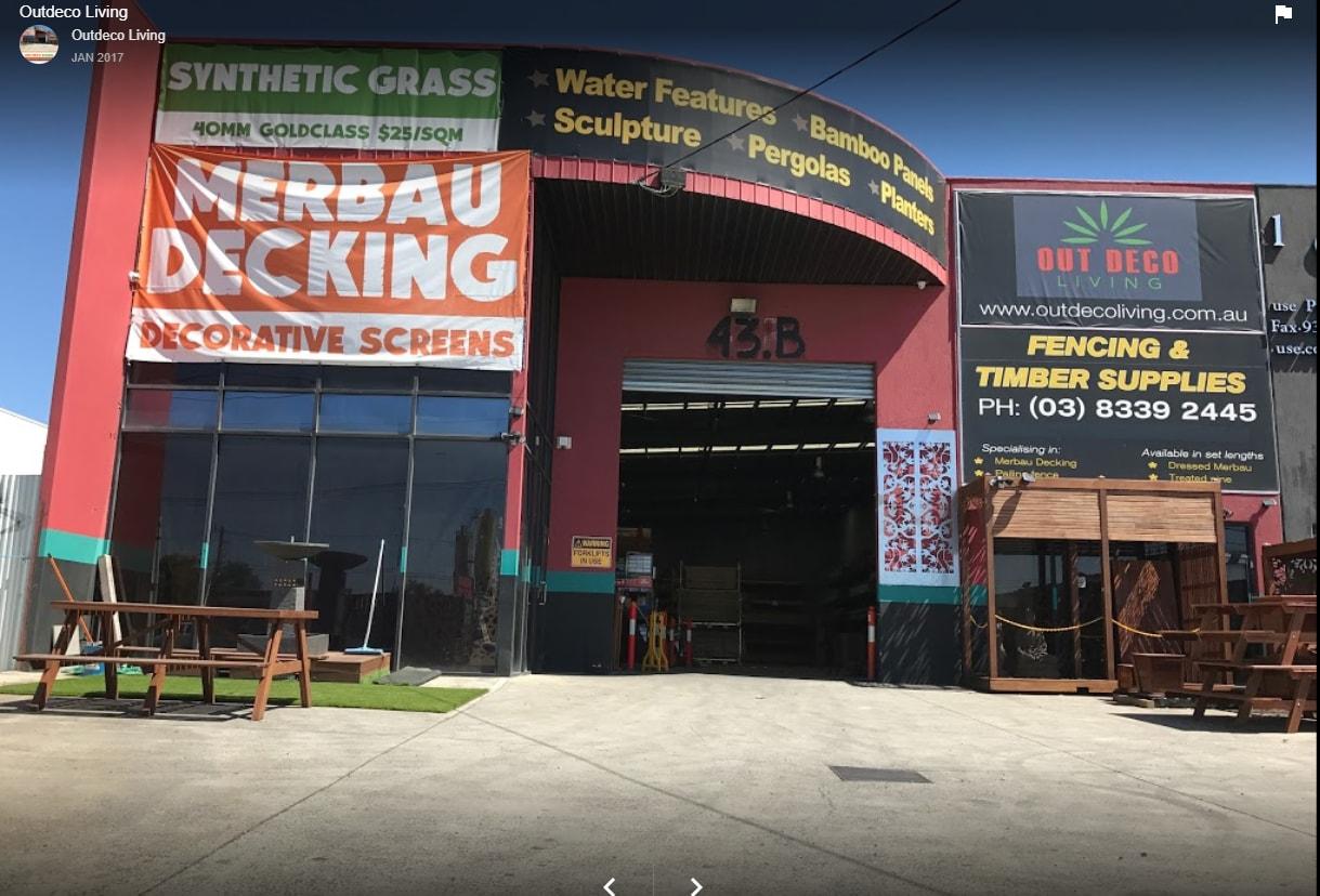 Merbau Decking Timber Supplies Unit 1 411 413 Old