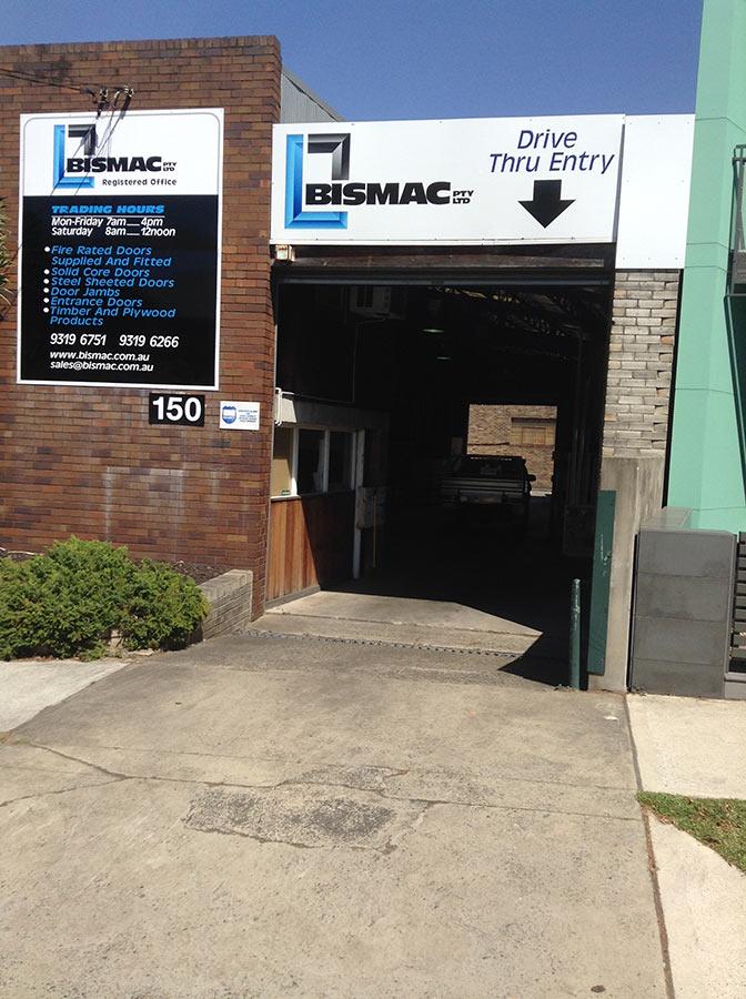 Bismac Pty Ltd Fire Doors Amp Fire Windows 150 Queen St