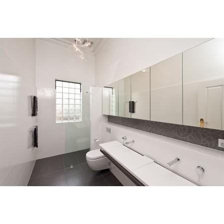 Bathrooms kitchens by urban bathroom renovations for Urban bathroom ideas
