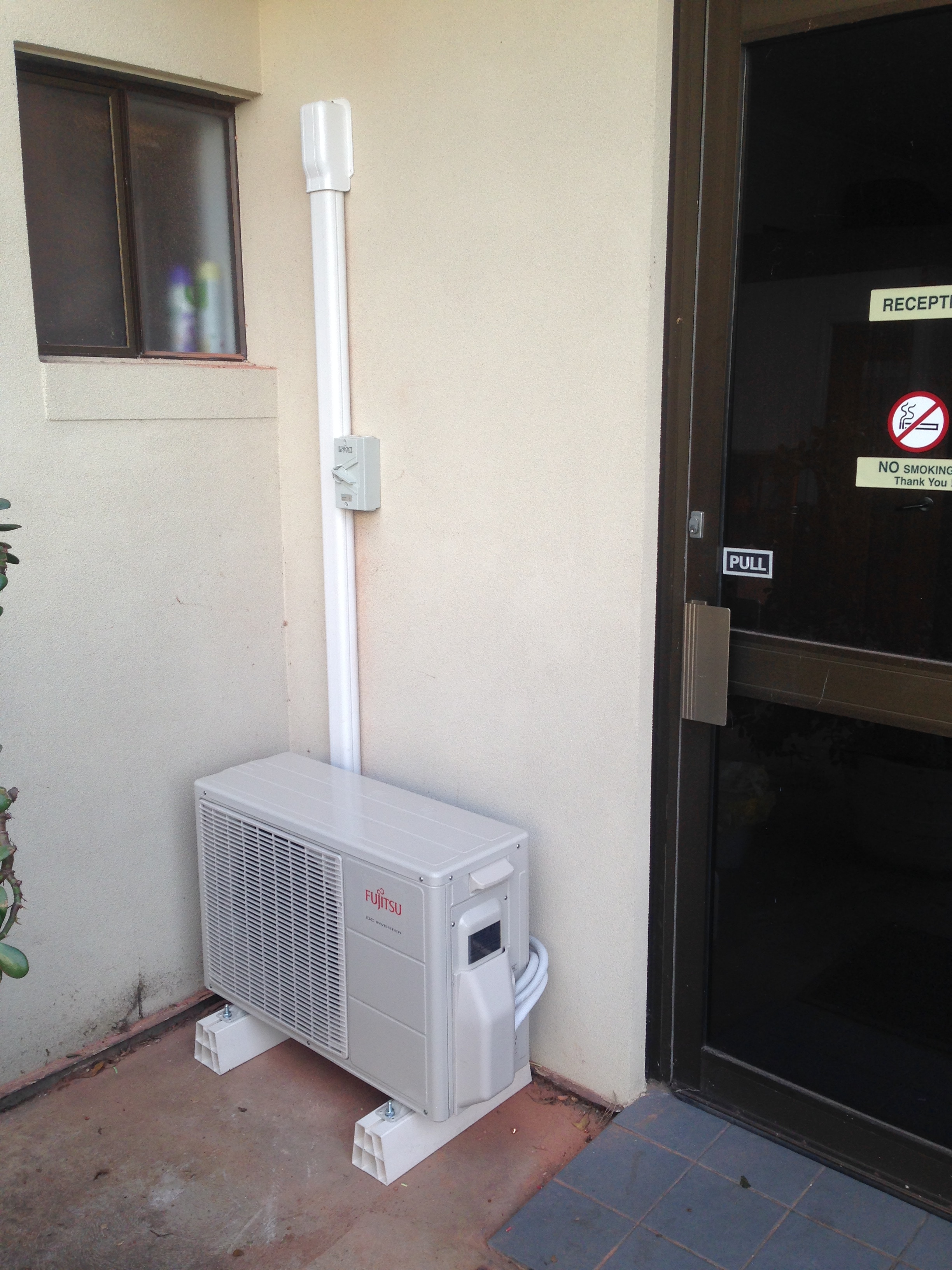 #7E6E4D Quick Fix Electrical & Air Conditioning Air Conditioning  Most Effective 9735 Split System Air Conditioner Installers Adelaide pictures with 2448x3264 px on helpvideos.info - Air Conditioners, Air Coolers and more