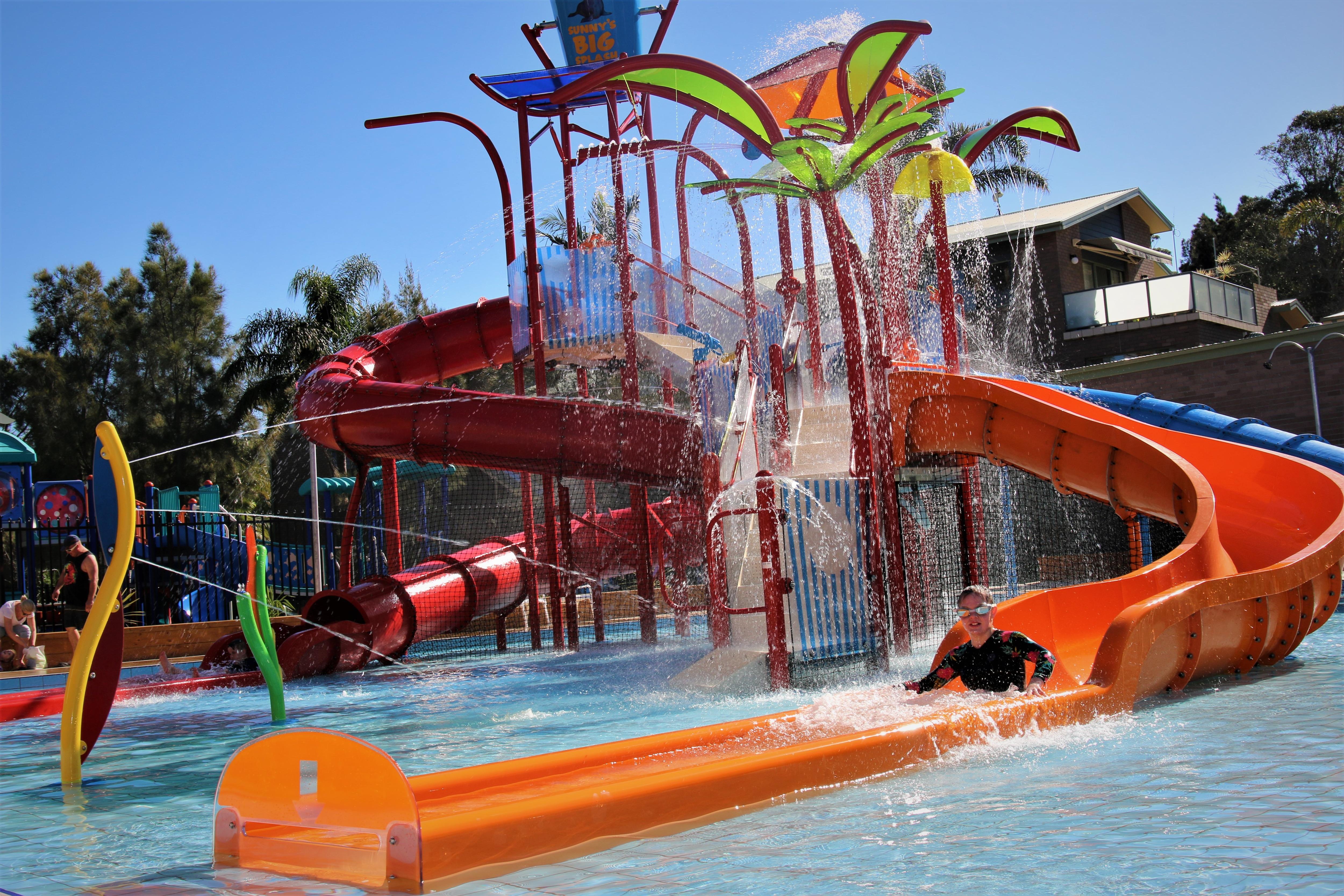 Sunny Beach Theme Park