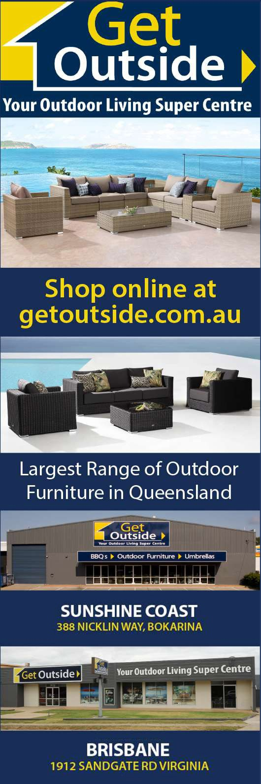 Get Outside   Promotion. People Also Viewed. Outdoor Furniture Part 74