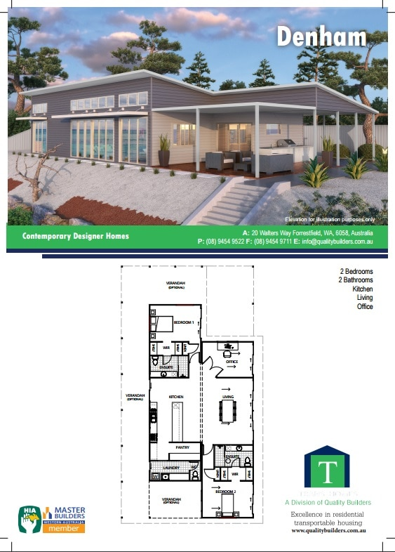 Trans Homes - Buildings - Prefabricated & Transportable - Domestic ...