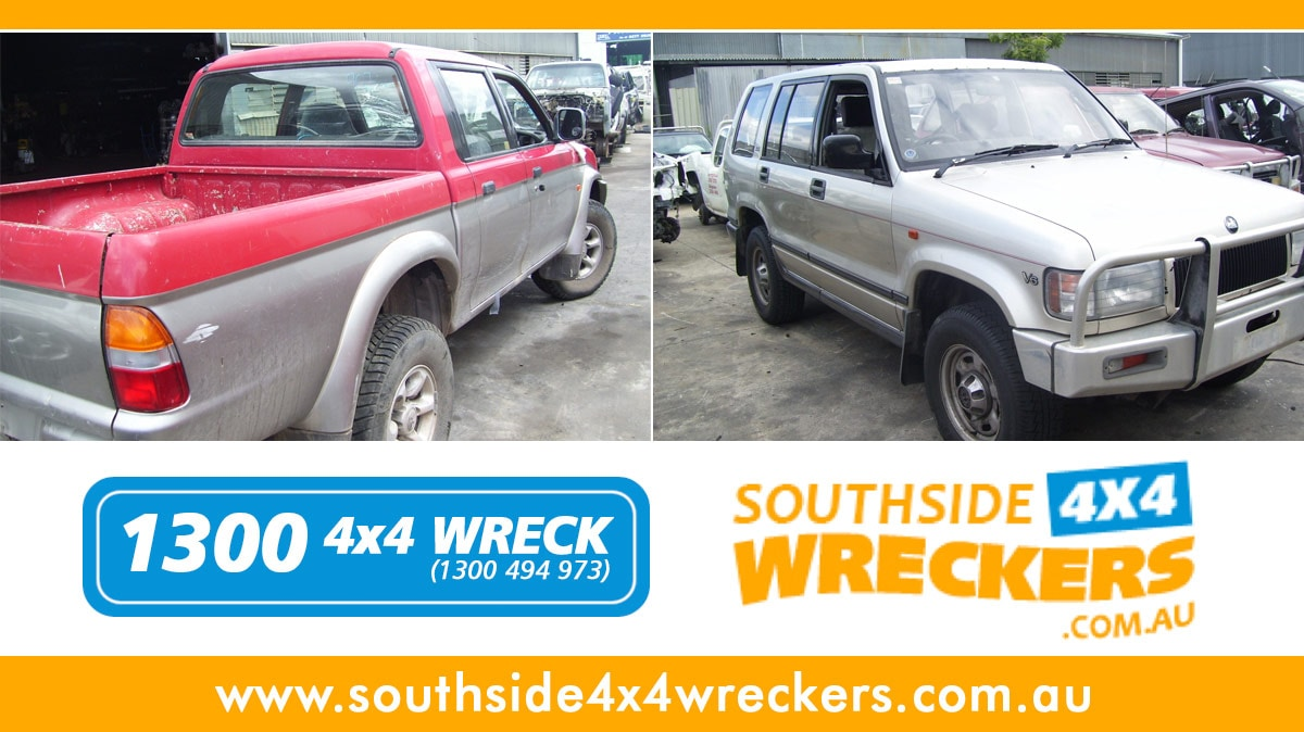 Southside 4x4 Wrecking - Auto Wreckers & Recyclers - ROCKLEA