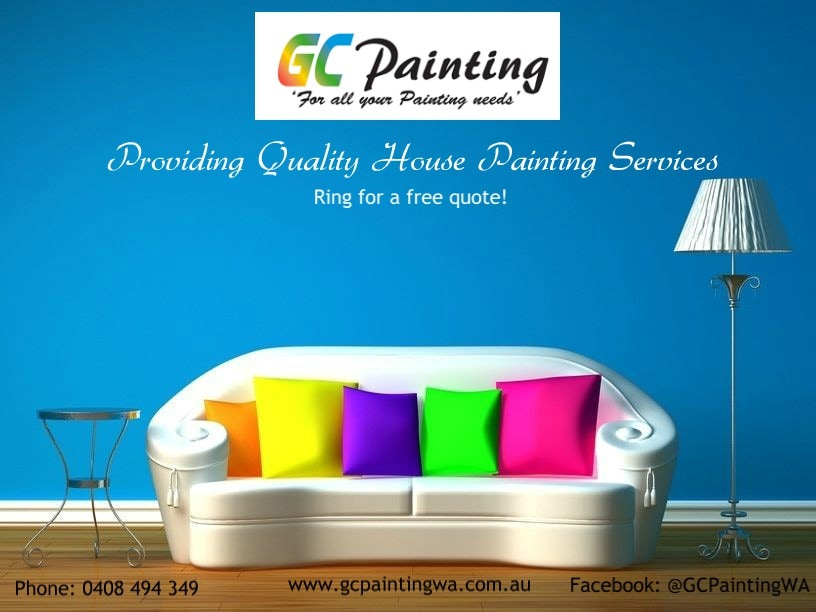 GC Painting - Painters & Decorators - Port Kennedy