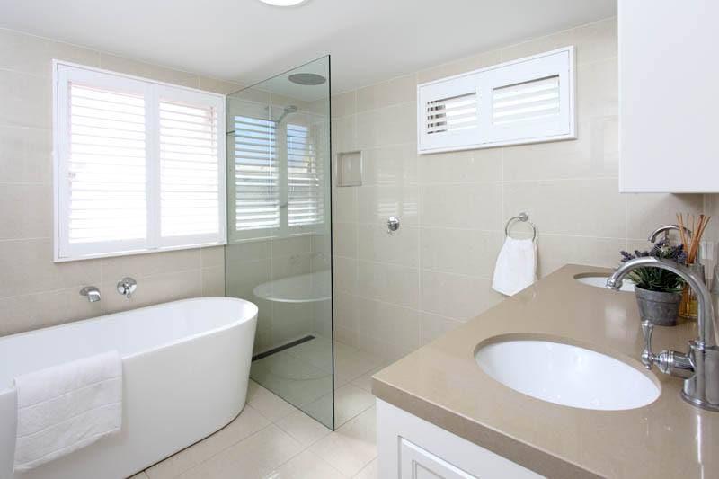 Bathroom renovation products