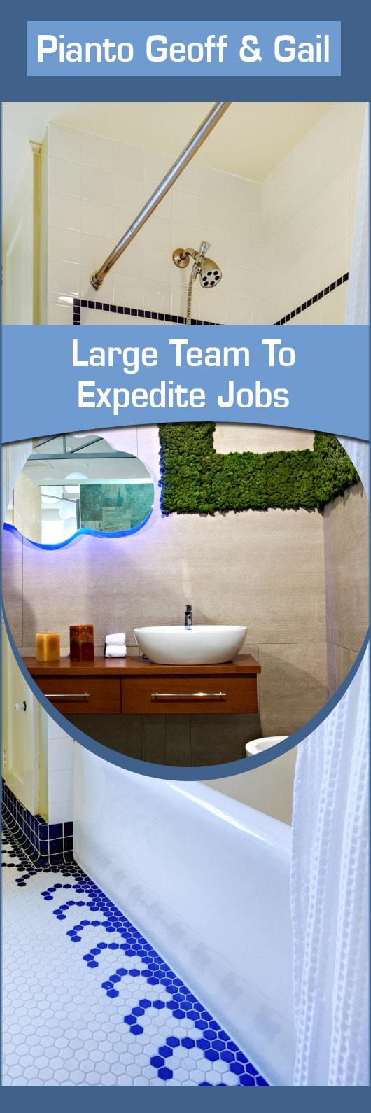 Bathroom Renovations Bendigo pianto geoff & gail - bathroom renovations & designs - 91 murphy