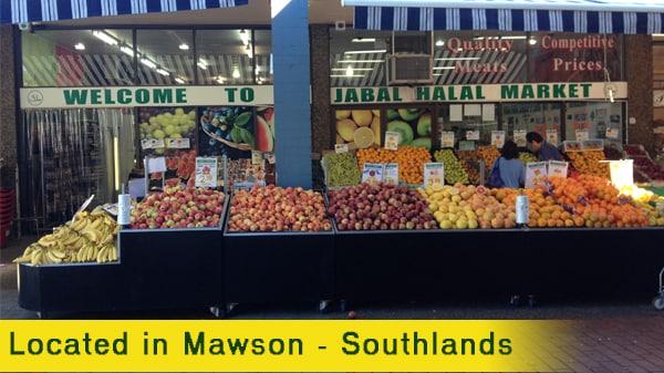 Jabal Halal Market - Fruit Shops & Greengrocers - Shop 2