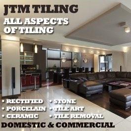 JTM Tiling - Wall & Floor Tilers - Osborne Park