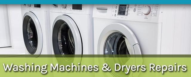 Mark Cooper Appliances - Washing Machines & Dryer Repairs