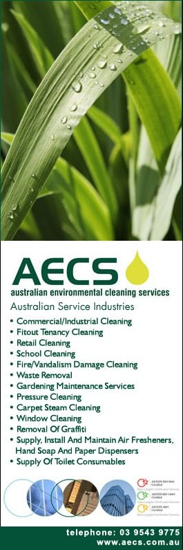 Environment Cleaning Services : Australian environmental cleaning services commercial