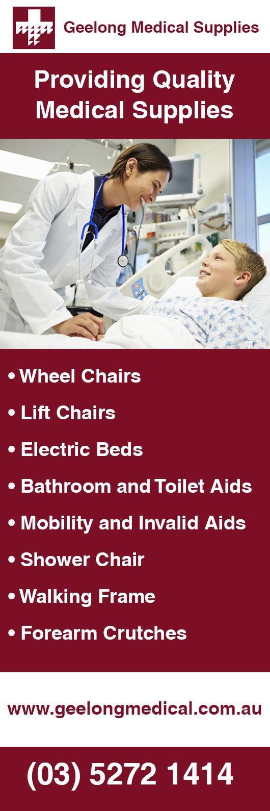 Geelong Medical Supplies Pty Ltd Home Health Care Equipment 1