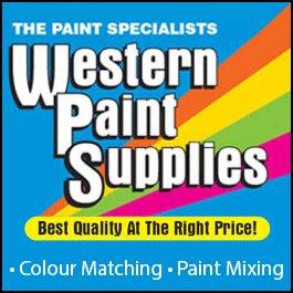 Western Paint Supplies Car Paint 122 Talbragar St Dubbo