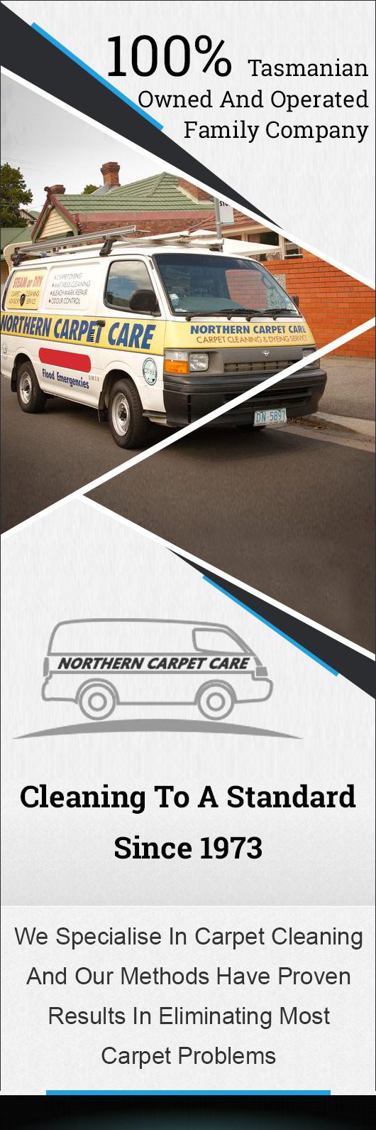 Northern carpet care promotion