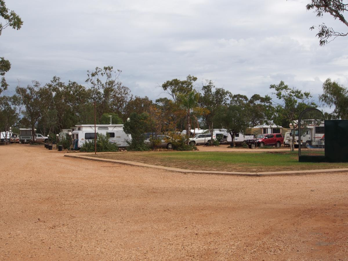 The Caravan Park Easily?