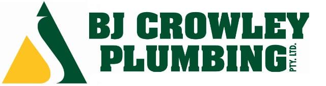 B J Crowley Plumbing   Logo