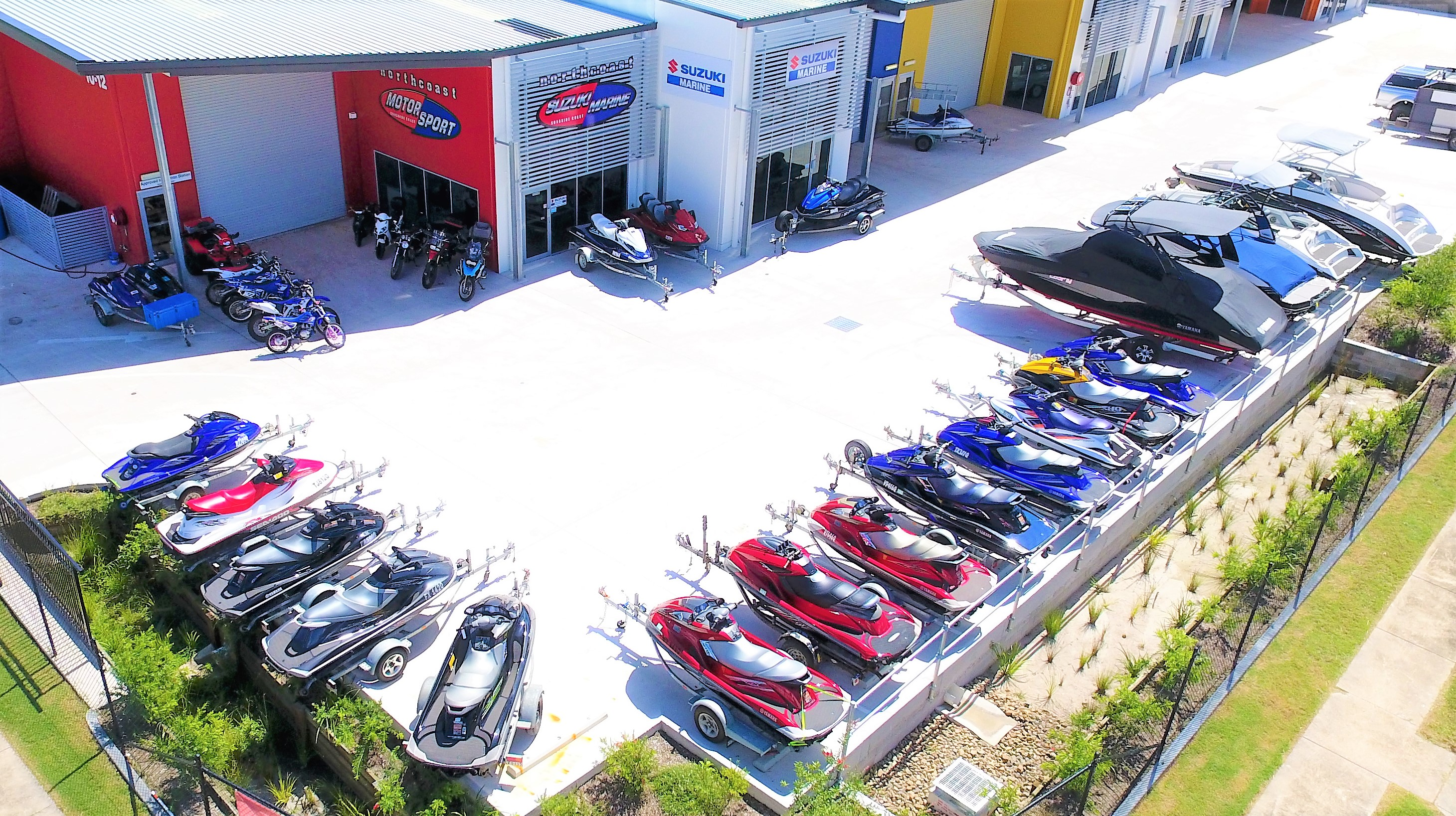 North Coast Suzuki Marine Boat Motors Outboards 10 Claude Boyd 1988 Outboard Motor Parts Shop Drone Image